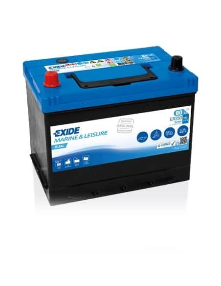 Bateria EXIDE ER350 Marine