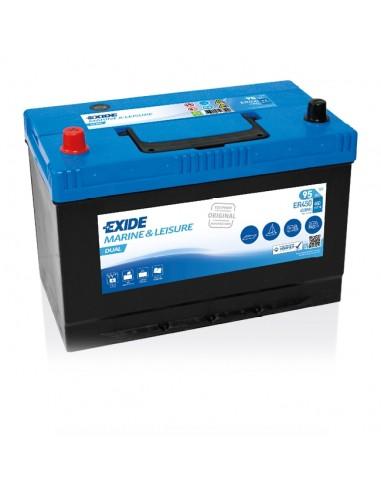 Batería Exide ER450 12V - 95Ah - 650A