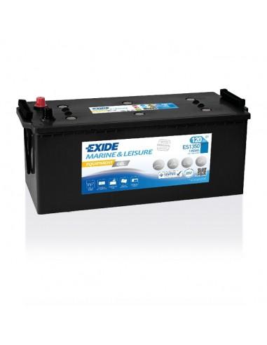 Bateria Exide Gel ES1350  12V - 120Ah - 760A - Marine & Multifit Equipment
