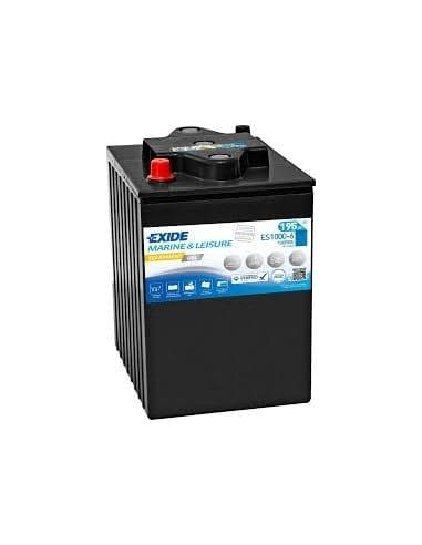 Bateria Exide Gel ES1000- 6V - 195Ah - 900A - Marine & Multifit Equipment