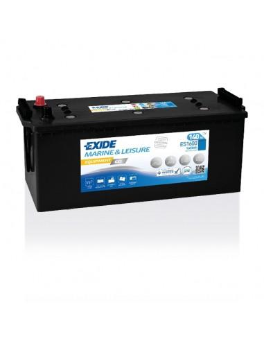 Bateria Exide Gel ES1600  12V - 140Ah - 900A - Marine & Multifit Equipment
