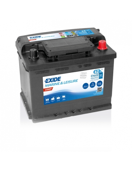 Bateria EXIDE EN600 Marine