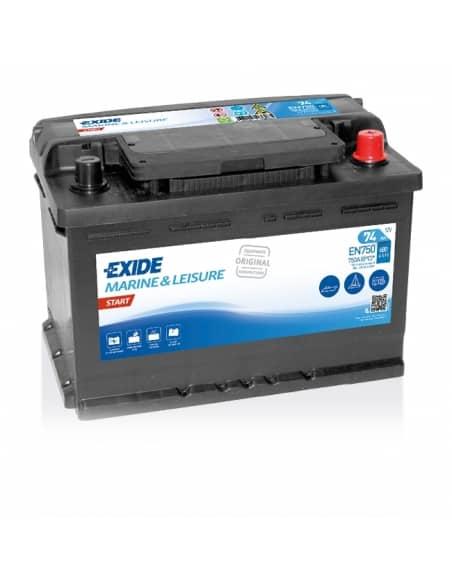 Bateria EXIDE EN750 Marine