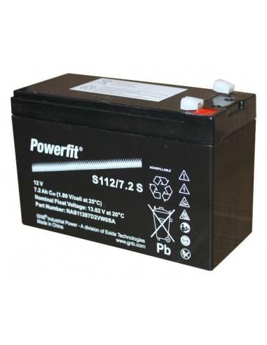 BATERIA AGM POWERFIT S312/7 S