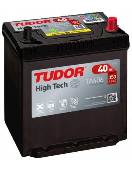 Batería Tudor TA406 - 40 Ah - 350A