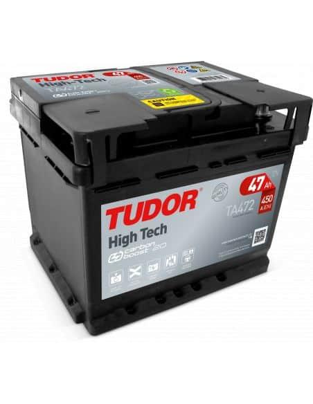Batería Tudor TA472 12V - 47 Ah - 450A