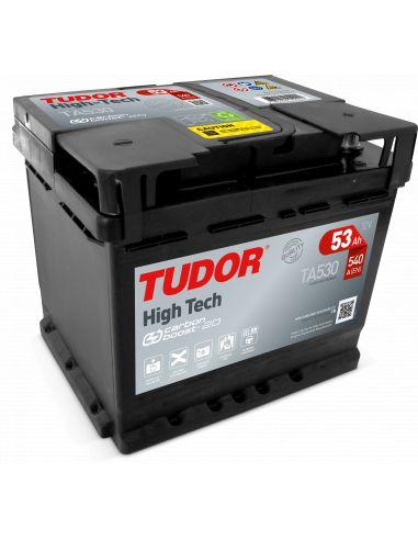 Batería Tudor TA530 12V - 53Ah - 540A