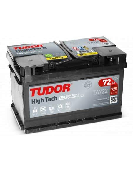 Batería Tudor TA72212V - 72Ah - 720A