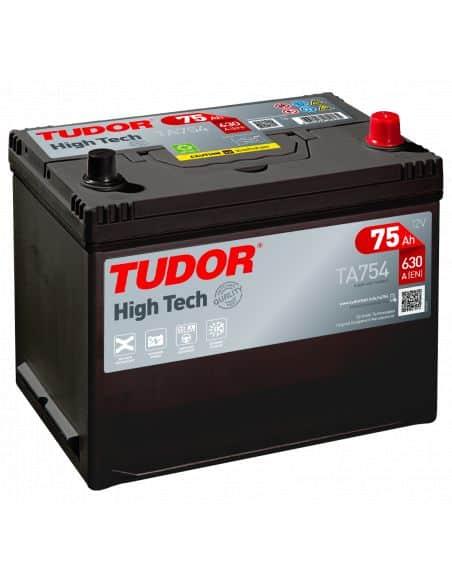 Batería Tudor TA754 12V - 75Ah - 630A