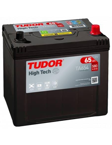 Batería Tudor TA654 12V - 65Ah - 580A