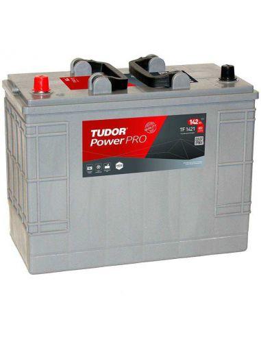 Batería Tudor TF1421 12V - 142Ah - 850A - Serie Power PRO