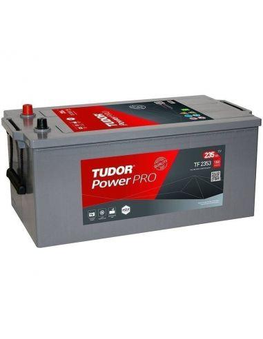 Batería Tudor TF2353 12V - 235Ah - 1300A - Serie Power PRO