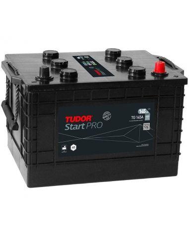 Batería Tudor TG145A 12V - 145Ah - 1000 A - Serie Start PRO