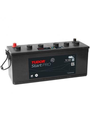 Batería Tudor TG1402 12V - 140Ah - 900 A - Serie Start PRO