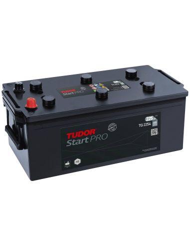 Batería Tudor TG2254 12V - 225Ah - 1200 A - Serie Start PRO