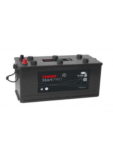 Batería Tudor TG1806 12V - 180Ah - 1000 A - Serie Start PRO