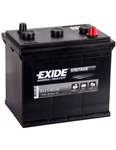 Batería Exide EU140-6 - 6V - 140Ah - 900A