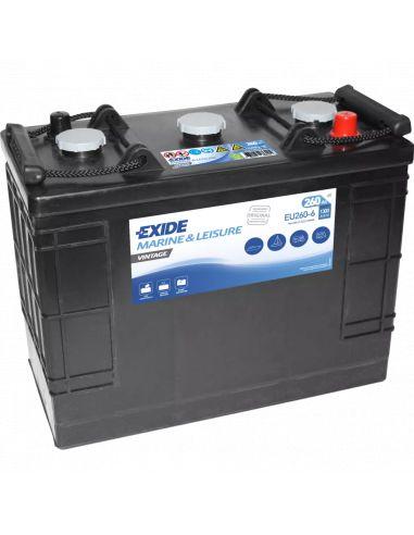 Batería Exide EU260-6 - 6V - 260Ah -  1300A
