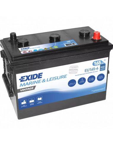 Batería Exide  EU165-6 - 6V - 165Ah - 900A