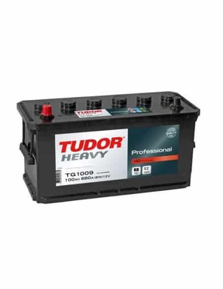 BATERIA TUDOR PROFESSIONAL TG1009 12V - 100AH - 680A