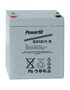 BATERIA AGM POWERFIT S312/4 S