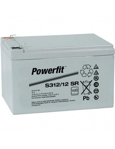BATERIA AGM POWERFIT S312/12 S