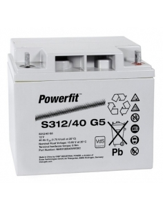 BATERIA AGM POWERFIT S312/40 F6