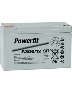 BATERIA AGM POWERFIT S306/12 S