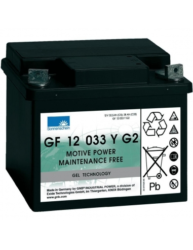 Bateria Sonnenschein GF12033YG2